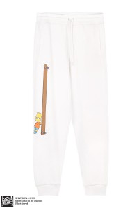 【SALE 30%OFF】Skateboard Sweatpants / WHITE
