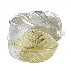 L flight feather K18 top ring 01