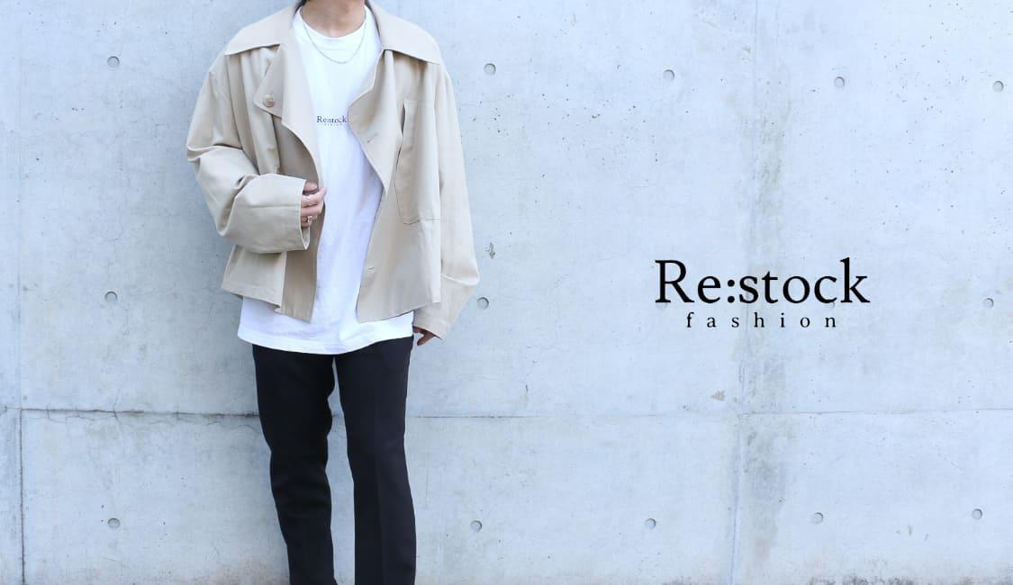 メンズファッション-Re:stock
