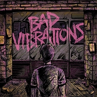 A DAY TO REMEMBER / Bad Vibrations (お取り寄せ商品)
