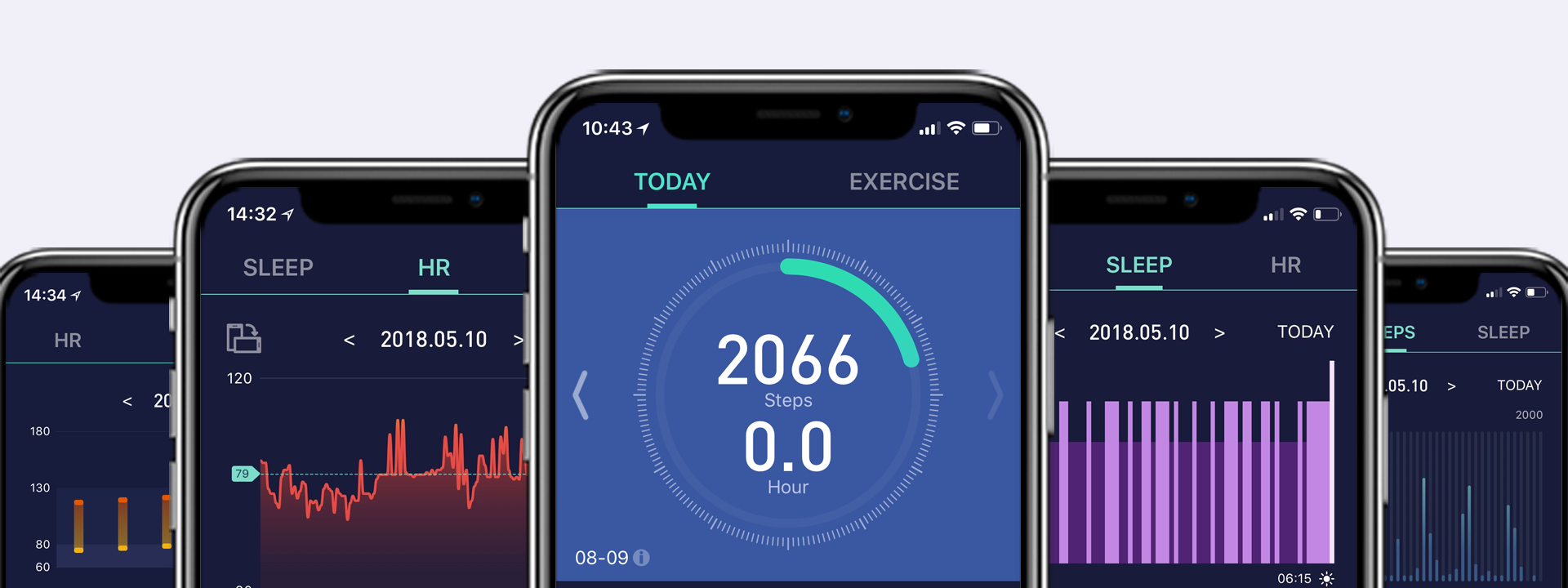 WoFitでスマートに健康管理