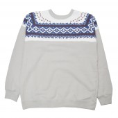 【40%OFF期間限定5/31まで】WEIRDO YETI - SWEAT (BEIGE)