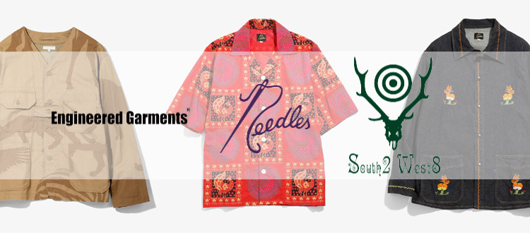 nepenthes 通販 ネペンテス 21AW 21FW