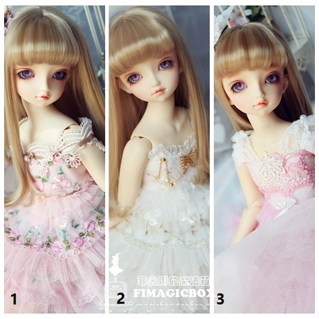 AF7018 【magicbox】MSD用洋服3点セット